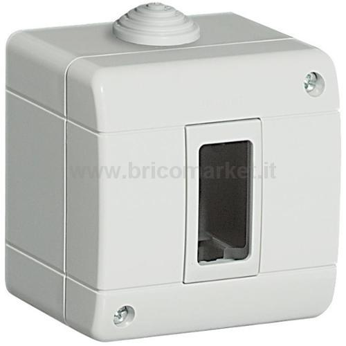 CUSTODIA MAGIC IDROBOX 1 POSTO IP40