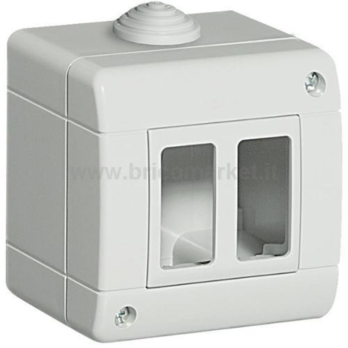 CUSTODIA MAGIC IDROBOX 2 POSTI IP40