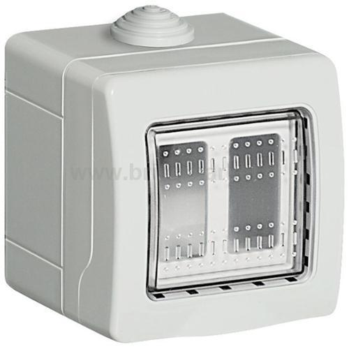 CUSTODIA MAGIC IDROBOX 2 POSTI IP55
