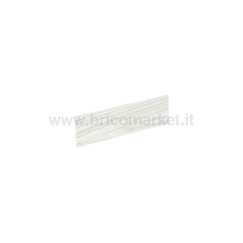 BORDO PRECOLLATO ROVERE SBIANCATO MM. 24 X M. 5