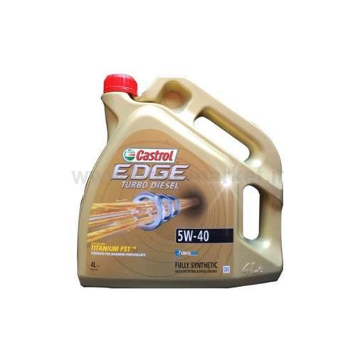 CASTROL EDGE 5W40 LT.4