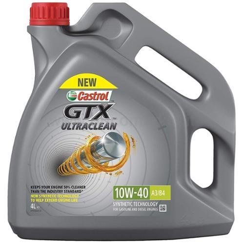 CASTROL GTX 10W40 A3/B4 LT.4