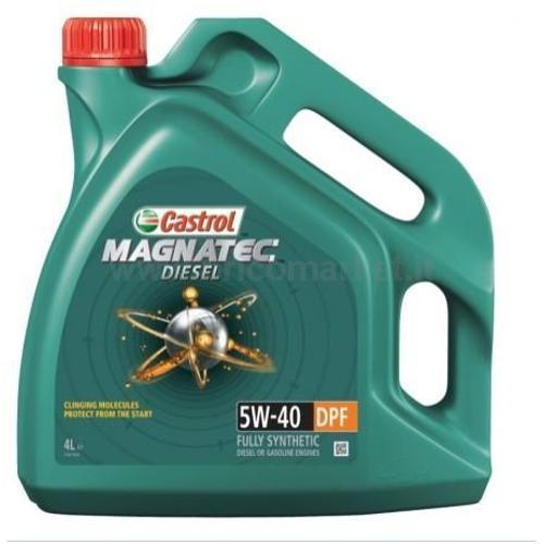 CASTROL MAG D DPF 5W40 LT. 4