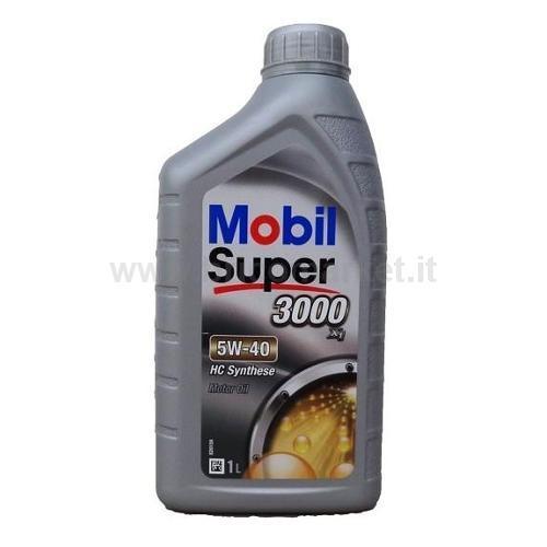 MOBIL SUPER 3000 5W40 LT.1