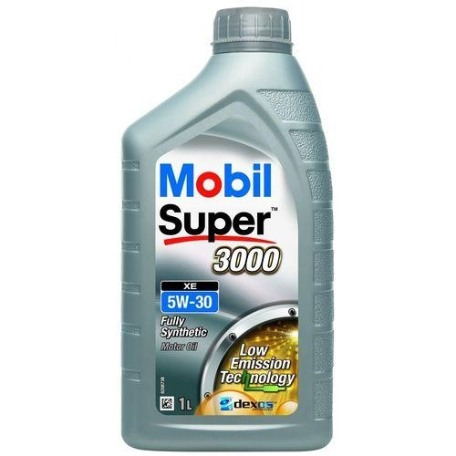 MOBIL SUPER 3000 XE 5W30 LT.1
