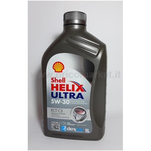 SHELL HELIX ULTRA ECT LT.1