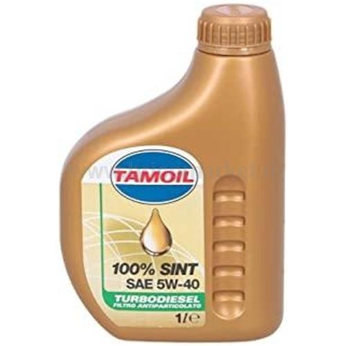 TAMOIL 100% SINT 5W40 TD LT.1