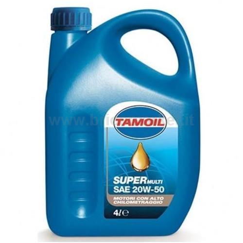 TAMOIL SUPERMULTI 20W50 LT.4