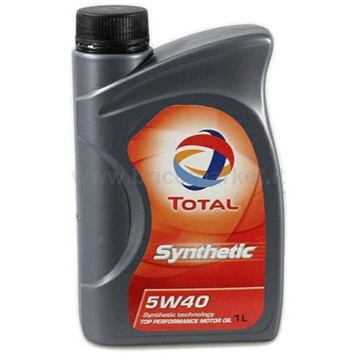 TOTAL SYNTHETIC 5W40 1L
