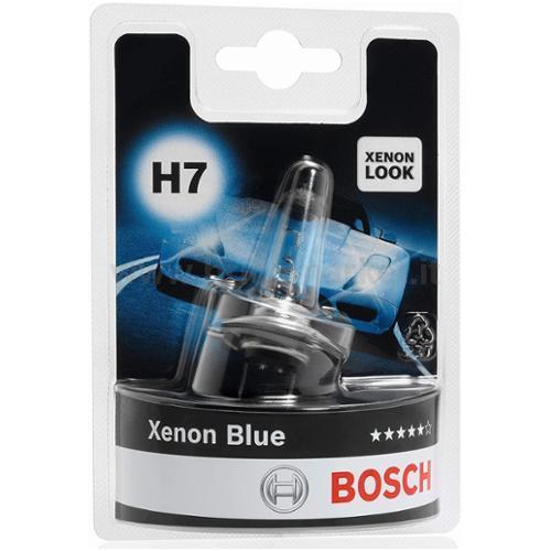 BOSCH 1 LAMP H7 XENON BLUE 013