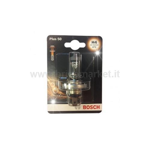 BOSCH 1 LAMP H4 PLUS 10 DAY054
