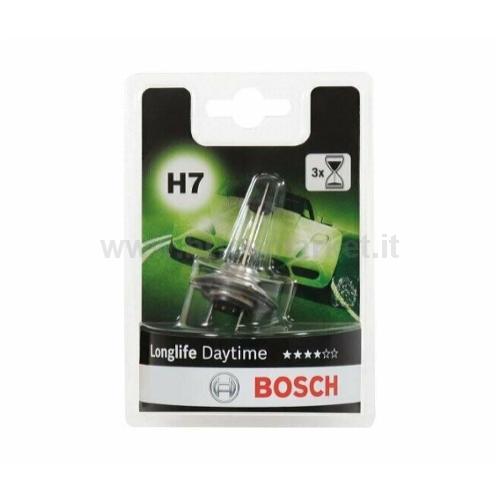 BOSCH 1 LAMP H7 PLUS 10 DAY057