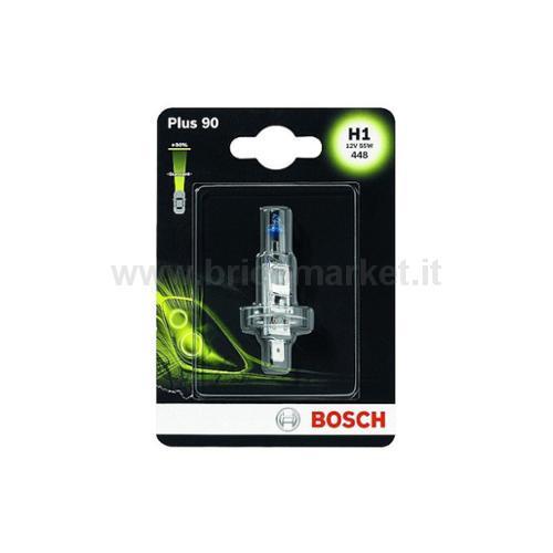 BOSCH 1 LAMP H1 PLUS 90