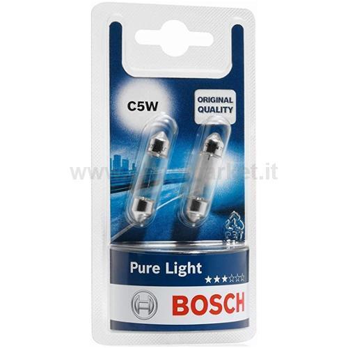 BOSCH 2 LAMP C5W           004