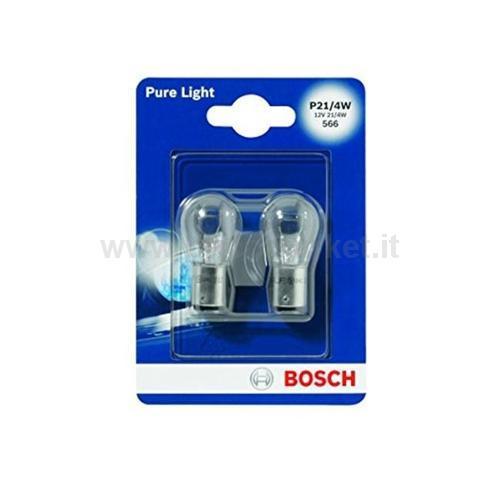 BOSCH 2 LAMP P21/4W        015