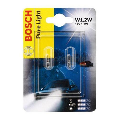 BOSCH 2 LAMP W1,2W 024