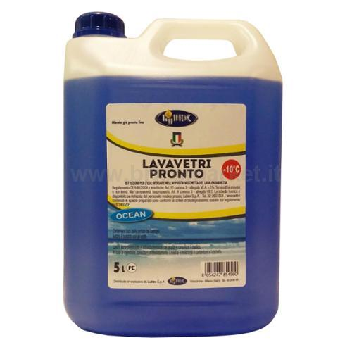 LUBEX LAVAVETRI -10 LT.5