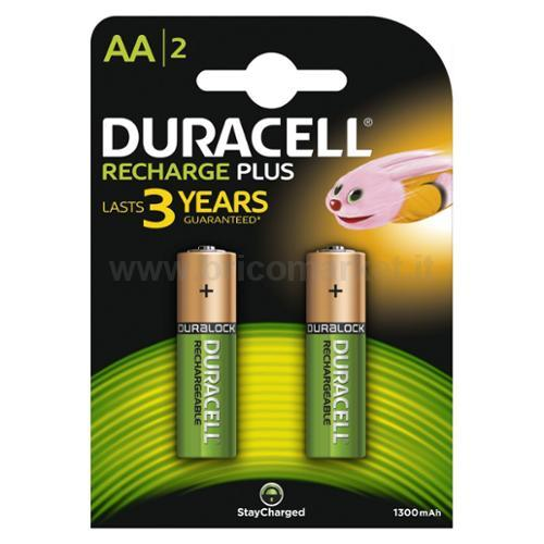 BATTERIE DURACEL VALUE STILO 1300MAH HR06 2PZ
