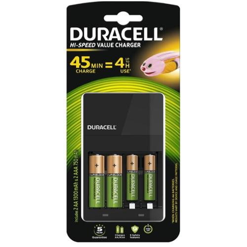 DURACELL CHARGER CEF 14