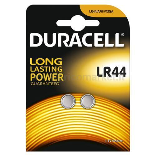 PILA DURACELL LR44 1.5V