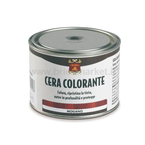 CERA COLORANTE NOCE SCURO 200ML