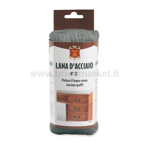 LANA D'ACCIAIO 100 G N.2 BLISTER