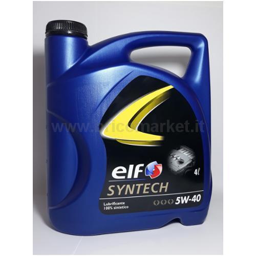 ELF SYNTECH 5W40 4L