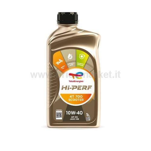 TOTAL HI-PERF 4T SPORT 10W40 1L