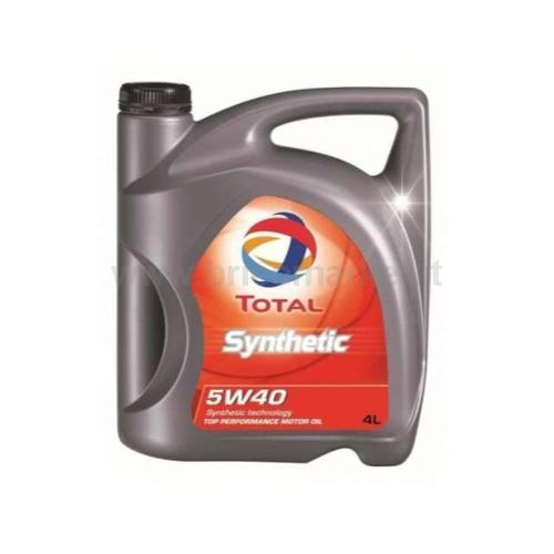TOTAL SYNTHETIC 5W40 4L