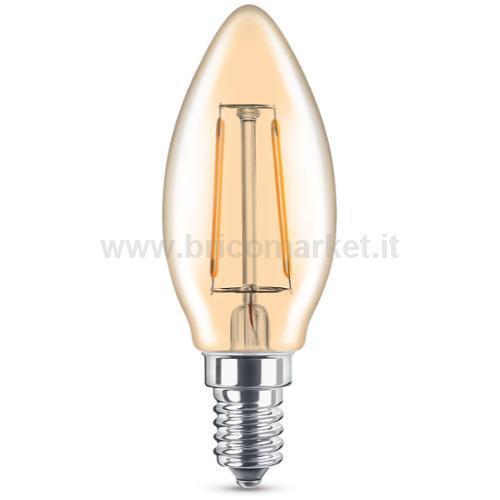 LAMPADA LED OLIVA VINTAGE 4W E14
