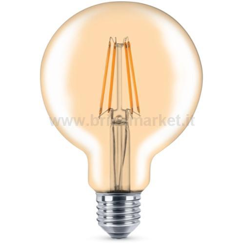 LAMPADA LED GLOBO G95 E27 VINTAGE 8W