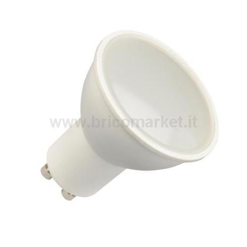 LAMPADA LED SPOT GU10 6E LUCE FREDDA