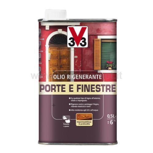OLIO RIGENERANTE PER PORTE E FINESTRE LT.0.5