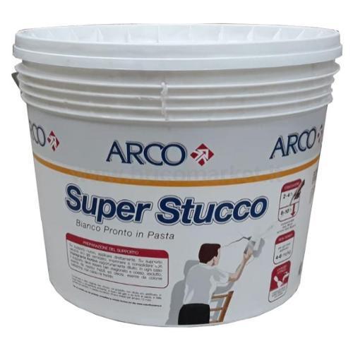 SUPER STUCCO PER MURO KG20