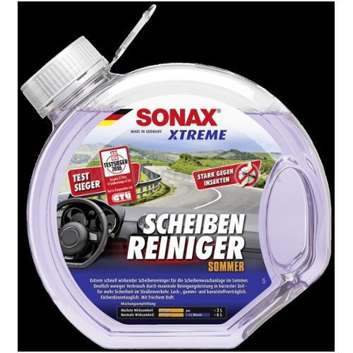 SONAX XTR DET.VETRI LT.3 272