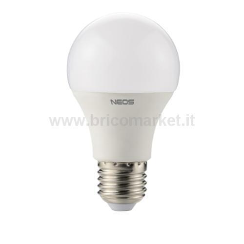 TRIPACK LAMPADA LED GOCCIA 12W E27 LUCE FREDDA 6500K