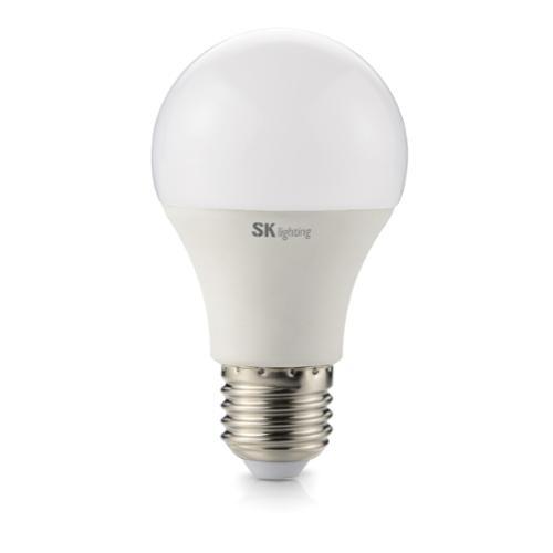 LAMPADA LED SFERA E27 5W/500LM LUCE FREDDA
