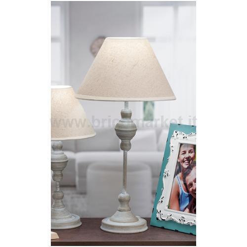 LAMPADA FERRO+JUTA CLORIS D23XH48