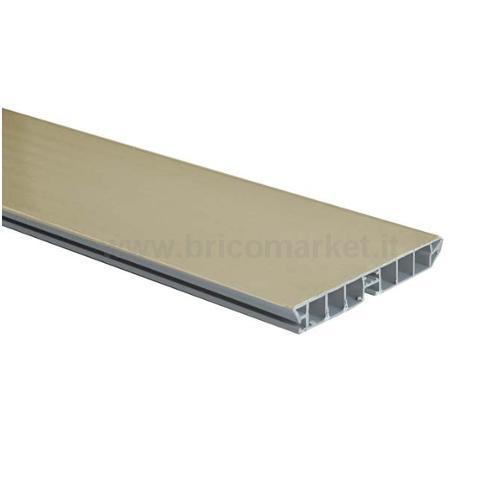 ZOCCOLINO PER CUCINE CHAMPAGNE MM. 100X3000