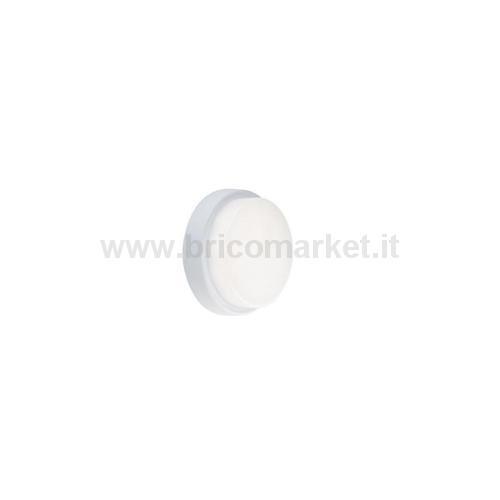 00082914 - PLAFONIERA LED 8W/40W IP 54 650LM CM.16