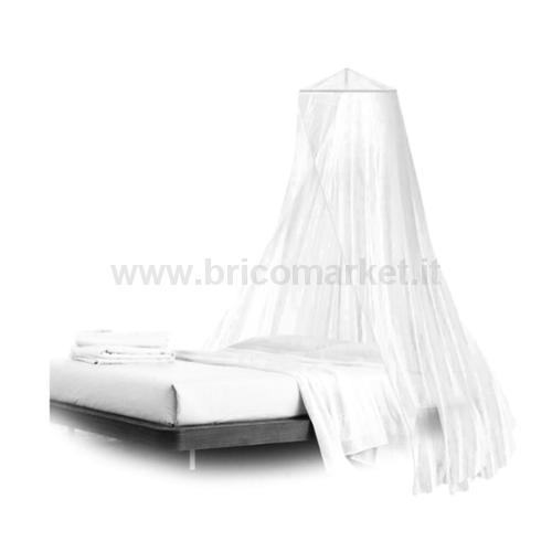 ZANZARIERA PER LETTO BED CM.1250X250 BIANCO