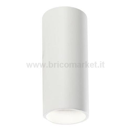 APPLIQUE A TUBO LED 2X6W (SIRIO) BIANCO