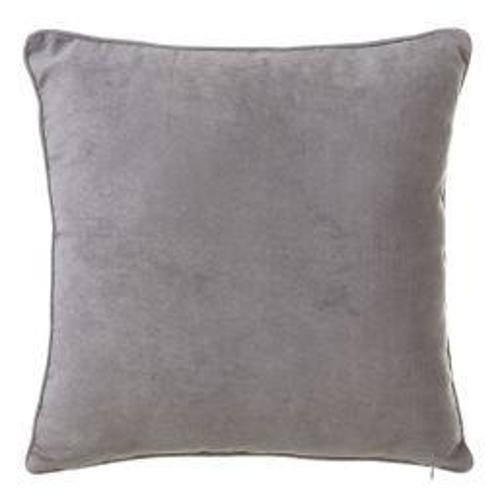 CUSCINO ANTELINA LOVING COLOURS GRIGIO 60 X 60 CM