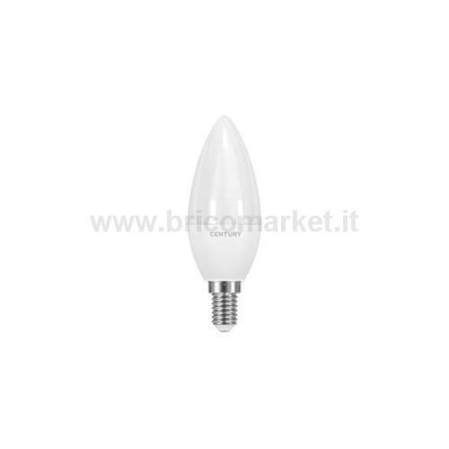 CANDELA LED ONDA FROST 8W E14 3000K 806 LM