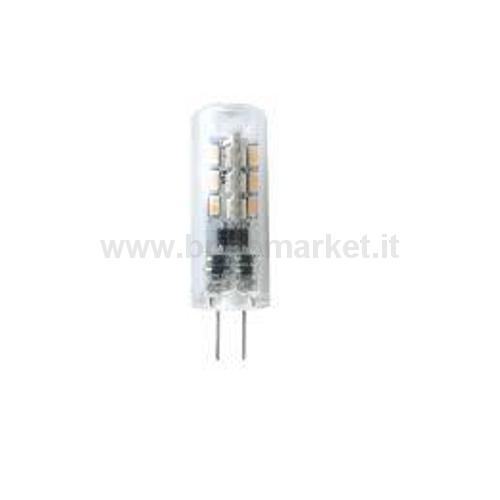 LED BISPINA SILICON - 1,5W - G4 - 3000K - 110 LM