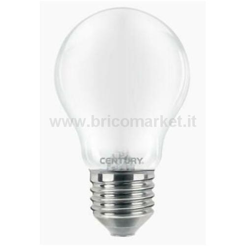 INCANTO SATEN LED GOCCIA - 8W - E27 - 3000K - 810LM