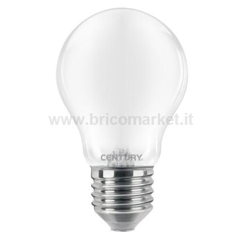 INCANTO SATEN LED GOCCIA - 8W - E27 - 6000K - 810LM