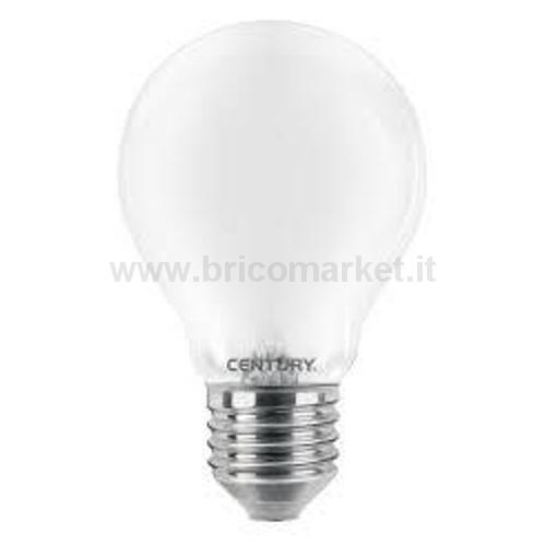 INCANTO SATEN GOCCIA LED - 8W - E27 - 3000K - 1055LM
