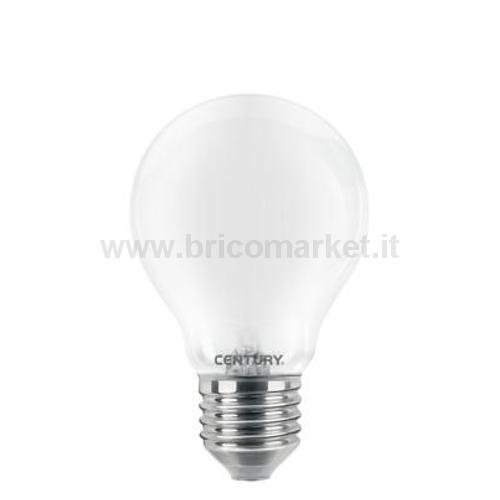 INCANTO SATEN GOCCIA LED - 8W - E27 - 6000K - 1055LM