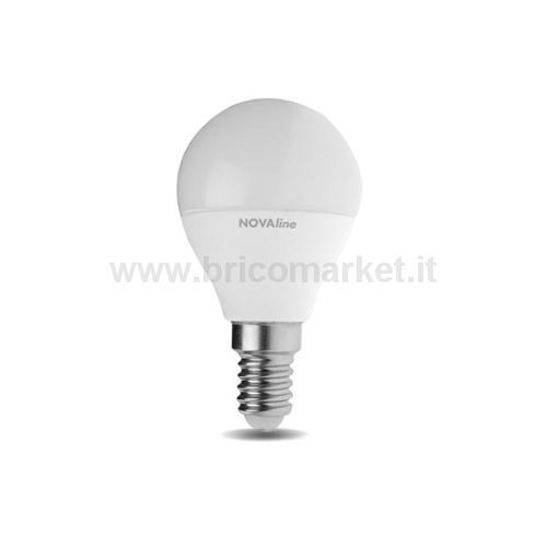 SFERA LED CLASSIC E14 - 5W - 4000K - 481 LM - BLISTER